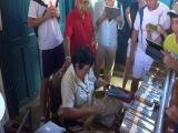 Изготовление сигар-Тринидад,Куба